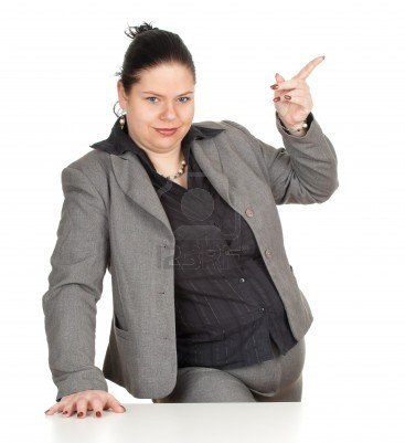 8916059-pointing-overweight-fat-businesswoman-in-grey-suit